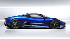 A hypercar we were teased with but sadly denied was the 2010 Jaguar C-X75. Sadly, the £1 million bea... - Jaguar