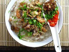 Resep Pembaca JTT: Kanji Rumbi - Bubur Ayam Khas Aceh | Just Try & Taste
