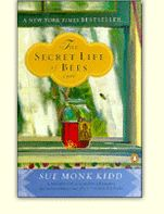Sue Monk Kidd, Author of The Secret Life of Bees. I keep going back to this book every summer.
