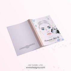 😍😍 Auf www.lesigna.com entdeckst du jetzt deine neue Schulungslektüre für Permanent Make Up! Sehr informativ und edel gestaltet 💋 Make Up, Cover, Books, Beauty, Brows, Hang In There, Libros, Book, Makeup