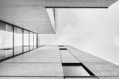 Building Photo - Urban Digital Photo - Urban Photo - City - Minimal - Black and White - Digital Phot Monochrome, Diy Apartment Decor, Male Apartment, House Elevation, London, Modern Architecture, Windows Architecture, Simple, Minimalism