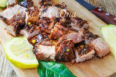Filetto di maiale al forno marinato con spezie di jamie oliver vickyart arte in cucina