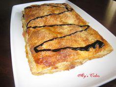 Aly's Cakes: EMPANADA DE FRUTA Y NUTELLA