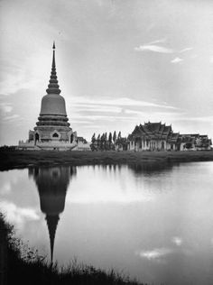 Tailândia, 1950 www.calcathai.com