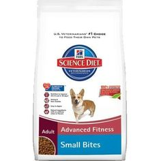 Hill's Science Diet Adult Advanced Fitness Small Bites... @@@ Do you want additional info? Click on the image. (This is an affiliate link and I receive a commission for the sales)