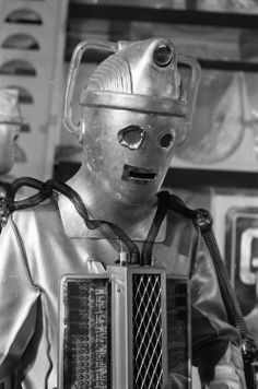 """""""The Tomb of the Cybermen"""" a classic doctor who episode."""