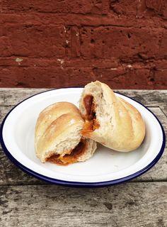 Portuguese Chorizo Bread | lotsofbutter
