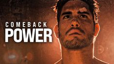 COMEBACK POWER - Best Motivational Speech Video (Featuring Brian M. Bull... Motivational Speeches, Motivational Videos, Best Motivational Speakers, Achieve Your Goals, Motivate Yourself, Comebacks, Work Hard, Dreaming Of You, Youtube