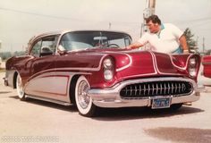 """ANTHONY WHITE COLLECTION  Anthony White, Pin-striper extraordinary, historic Custom Merc owner, collector of vintage photos and walking Custom Car encyclopedia, an introduction. I have been in contact with Anthony White for many years… well on the computer that is. We """"met"""" for the first time on the HAMB where he was one of …"""