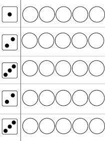1 5 montessori math bead worksheets atelier and free printable Kindergarten Lesson Plans, Kindergarten Math Worksheets, Math Literacy, Preschool Learning Activities, Preschool Activities, Preschool Writing, Kids Writing, Numbers Preschool, Learning Numbers
