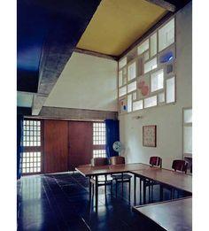 acidadebranca: 1951-1956 | Le Corbusier | Villa Shodhan, Ahmedabad, India