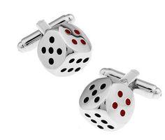 Cufflinks Casino Design #cufflinks