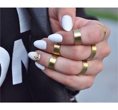 Dope nails of the day from McKenzierenae.tumblr
