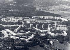 Pihlajamäen asuinalue - Pihlajamäki housing area