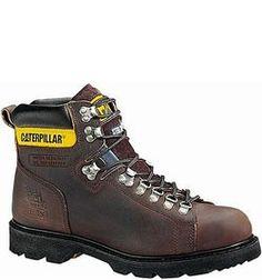 74142 Caterpillar Men s Alaska Work Boots - Copper www.bootbay.com. Vopreki  Vsemu · Мужская Обувь МОДА 831fdcc4f48