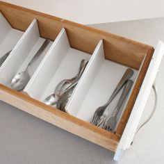 Custom Drawer Organizer Tutorial