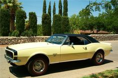 Chevrolet Camaro 1967, Chevy Camaro, Barrett Jackson Auction, Old School Cars, Pony Car, Car Photos, Hot Cars, Ford Mustang, Classic Cars