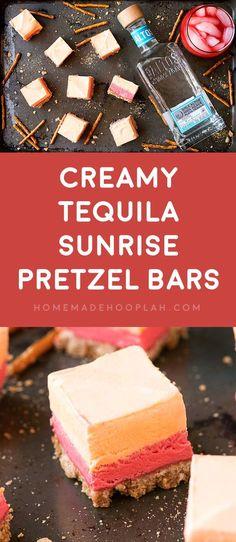 Creamy Tequila Sunri