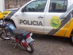 BLOG DO MARKINHOS: Motocicleta furtada é recuperada em Oficina mecâni...