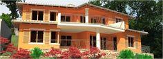 Balatonalmádi - Hegyoldali körpanórámás szerkezkész ház - Kód: BLH05. - http://balatonhomes.com/code_BLH05 - Vételár: 65 000 000 Ft.