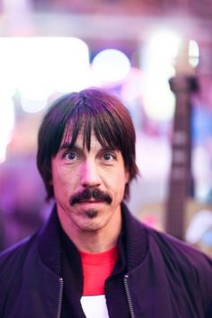 Red Hot Chili Peppers' Anthony Kiedis, Hospitalized