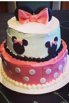 Audrey's birthday cake! :)