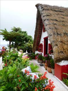 Santana, Madeira Portugal (Luglio)                                                                                                                                                     More