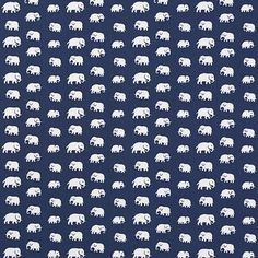 Textile Elefant Cotton | Svenskt Tenn