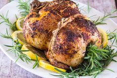 The Ultimate Guide to Trussing a Chicken and a Rotisserie Chicken Recipe from Everyday Good Thinking, the official blog of @HamiltonBeach