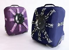 Kompressor Luggage by Gary Wilkinson » Yanko Design