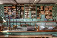 A Very Old Store by Dirk Seifert, via 500px #LGLimitlessDesign #Contest