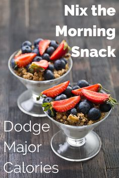 Your mid-morning snack could be sabotaging your diet. | 10 Diet Hacks You Need Now | http://www.eatthis.com/10-diet-hacks-you-need-now