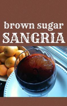 Chef Tanya Holland unveiled a simple way to take a favorite warm weather drink to new heights. Stir up a pitcher of her Brown Sugar Sangria, from The Talk. http://www.foodus.com/the-talk-tanya-holland-brown-sugar-sangria-recipe/