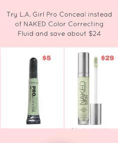Makeup Tips, Makeup Hacks, Eye Makeup, Foundation Dupes, Skincare Dupes, Make Up Dupes, Uneven Skin, Skin Firming, Facial Cleanser
