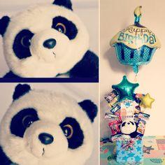 Panda cumpleaños 🎉