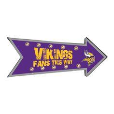5x6 NFL Minnesota Vikings Ultra Color Decal Team Color