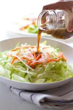 Vegan Chinese salad