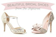 Looking for the best in bridal shoes? We've done our research on the best of flats, wedges and heels from glamorous golds to elegant whites, from designer wedding shoes to budget, see our best on groom and bridal shoes.