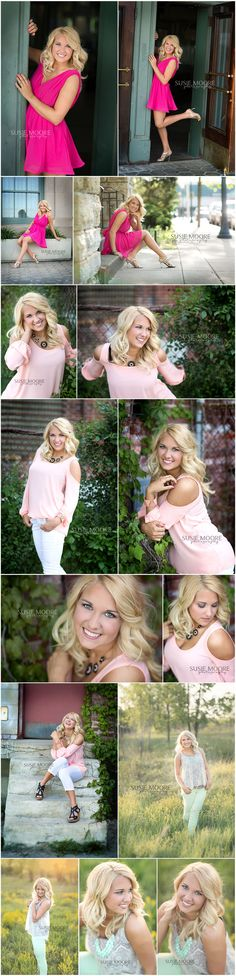 Morgan | Senior Girl | Susie Moore Photography