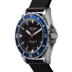Introducing the Filson Dutch Harbor Casio Watch, Dutch, Watches, Shopping, Accessories, Watch, Blue, Black People, Dutch People