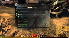 guild wars 2 interface - Google 검색