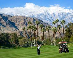 California golf: Las Palmas Resort in Palm Springs, California  List your favorite course www.golfersjewels.com
