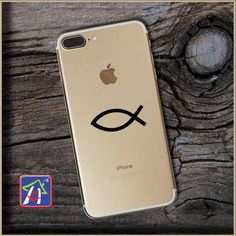 Check out this item in my Etsy shop https://www.etsy.com/listing/470244024/fish-symbol-decal-iphone-decal-macbook