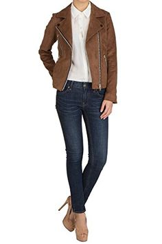 Hipsteration Womens Solid Color Zip up Jacket Brown, S Hipsteration http://www.amazon.com/dp/B01AXHEO24/ref=cm_sw_r_pi_dp_TUBOwb1DBZ8CT