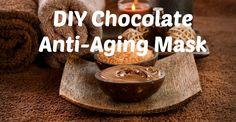 DIY Chocolate Anti-Aging Mask