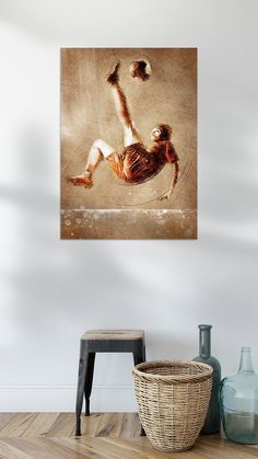 Canvas, Illustration, Sports, Poster, Painting, Art, Sport Craft, Framed Pictures, Photo Wallpaper