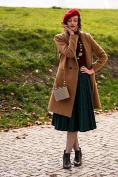 Život podle Lucie: S vintage trendům navzdory!