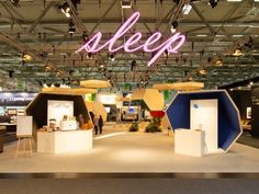 The bedroom trends for 2021 are completely focused on making the most personal of our places of retreat an even more pleasant space to live in. Precisely because we spend so much time there – and healthy sleep is set to play an even more important role in the future – sustainability, a healthy living environment and technological innovations are the most important drivers in this interiors segment. Healthy Sleep, Living Environment, Cafe Bar, New Opportunities, Smart Home, Innovation, Healthy Living, Colours, Bedroom