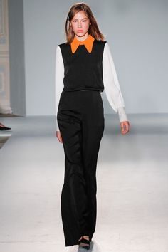 Roksanda Ilincic Spring 2013 RTW - Review - Fashion Week - Runway, Fashion Shows and Collections - Vogue - Vogue