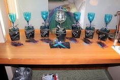 Bachelorette Party Kits & Peacock Details #bachelorette